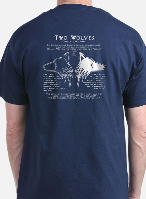 Two Wolves T-Shirt