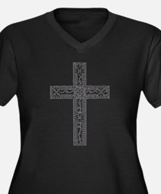 cross Plus Size T-Shirt