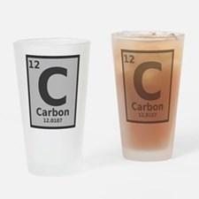 Carbon Drinking Glass