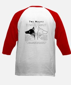 Two Wolves Tee