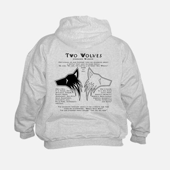 Two Wolves Jumpers