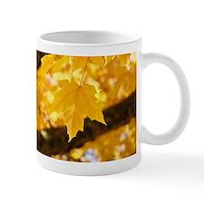 Autumn Leaves Fall Mug