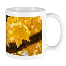 Autumn Leaves Fall Mug