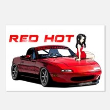 Cute Mx 5 Postcards (Package of 8)