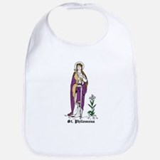 St. Philomena Bib
