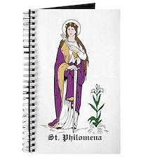 St. Philomena Journal
