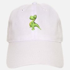 Puff The Magic Dragon - Green Baseball Baseball Cap