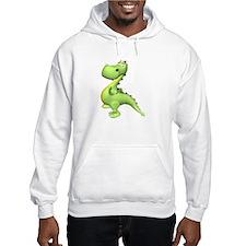 Puff The Magic Dragon - Green Hoodie