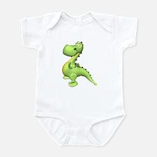 Puff The Magic Dragon - Green Infant Creeper