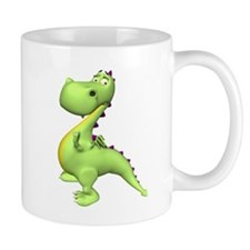Puff The Magic Dragon - Green Mug