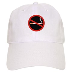 No Smoking Baseball Cap