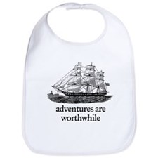 Adventures Bib