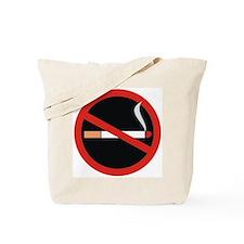 No Smoking Tote Bag