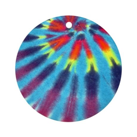 Blue Funk Ornament (Round)
