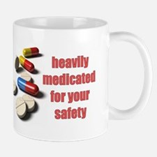 Heavily Medicated Mug