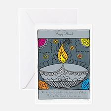 Diwali_2 Greeting Card