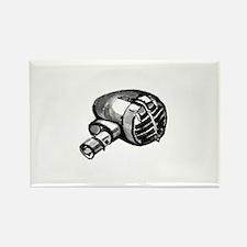 Funny Bullet Rectangle Magnet (10 pack)