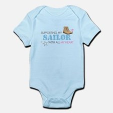 Cute Nwu Infant Bodysuit