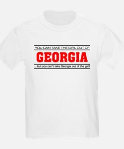 'Girl From Georgia' T-Shirt
