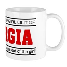 'Girl From Georgia' Mug