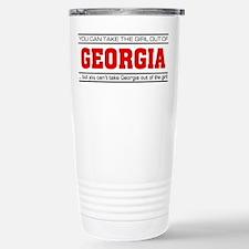 'Girl From Georgia' Travel Mug