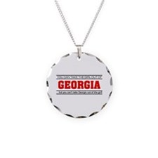 'Girl From Georgia' Necklace