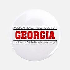 "'Girl From Georgia' 3.5"" Button"