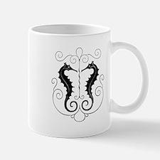 Seahorse Twins Mug