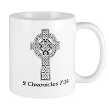 Celtic 2 Chr 7:14 Mug