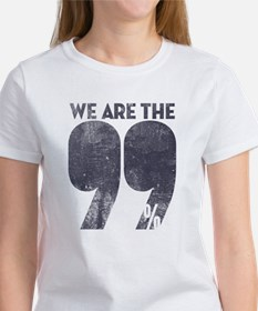 We Are The 99 Percent Women's T-Shirt