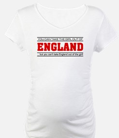 'Girl From England' Shirt