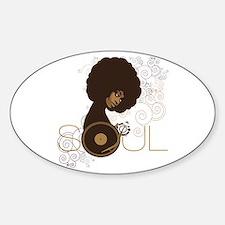 Soul III Sticker (Oval)