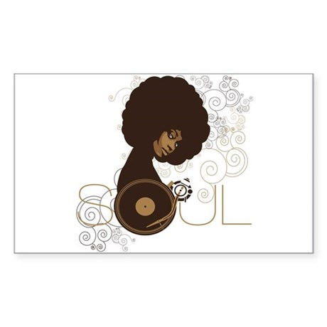 Soul III Sticker (Rectangle)