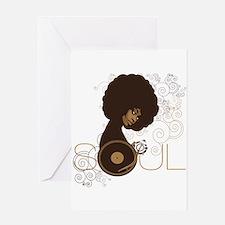 Soul III Greeting Card