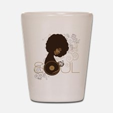 Soul III Shot Glass