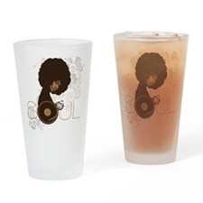 Soul III Drinking Glass