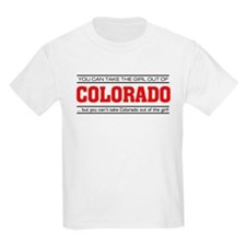 'Girl From Colorado' T-Shirt