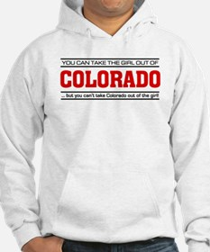 'Girl From Colorado' Hoodie