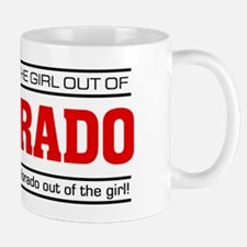 'Girl From Colorado' Mug