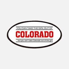 'Girl From Colorado' Patches