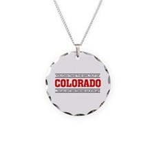 'Girl From Colorado' Necklace