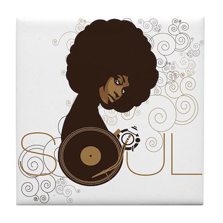 Soul III Tile Coaster