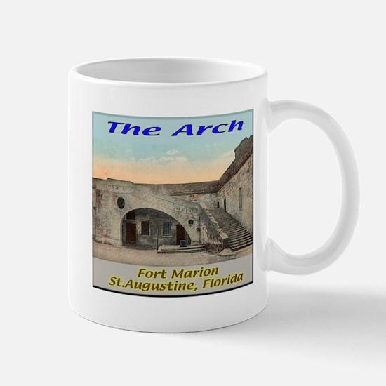 Fort Marion Arch Mug