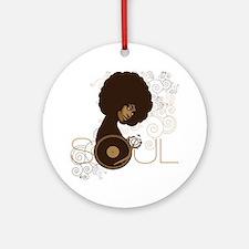 Soul III Ornament (Round)