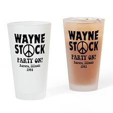 Wayne Stock Drinking Glass