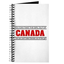 'Girl From Canada' Journal