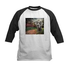 """""""Why God Made Dogs"""" Great Dane Tee"""