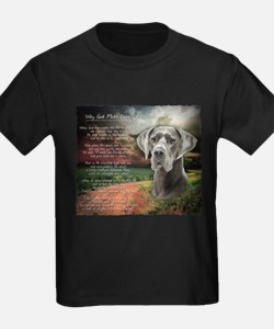 """Why God Made Dogs"" Great Dane T"