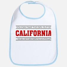 'Girl From California' Bib