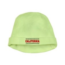 'Girl From California' baby hat